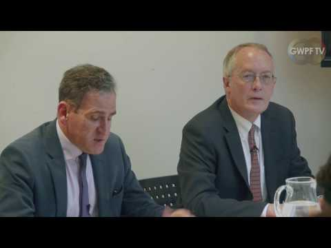 GWPF & FPA Press Briefing with Myron Ebell. 30 January 2017.