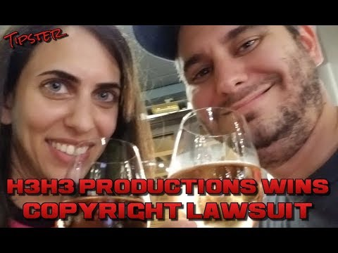 H3H3 PRODUCTIONS WINS COPYRIGHT INFRINGEMENT LAWSUIT AGAINST MATT HOSS ZONE