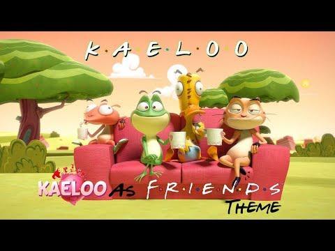 Kaeloo as friends theme