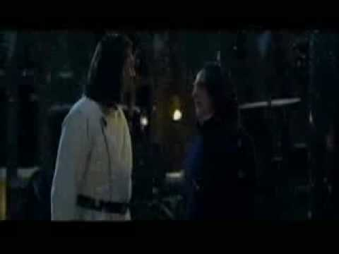 Goblet of Fire deleted scene: Snape and Karkaroff (English)
