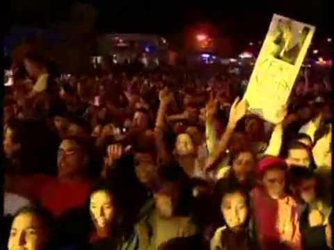"""cheb khaled à agadir 2007 Concert pour la Tolerance """"aicha"""""""