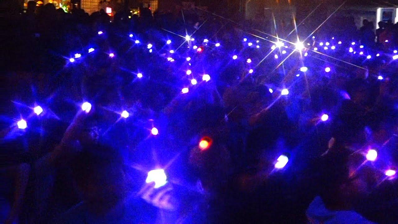 Giờ trái đất – tắt điện 1 giờ tại nhà văn hóa Thanh Niên