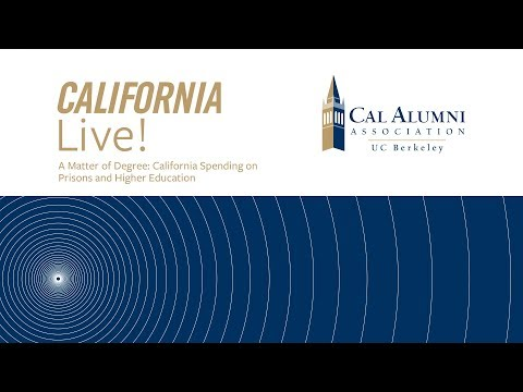 California Spending on Prisons and Higher Education | Los Angeles Live 10-4-17