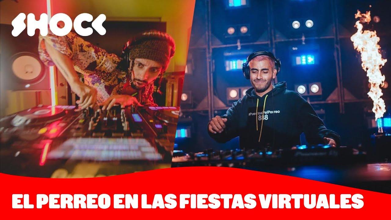 Perreo y reggaetón: los reyes absolutos de las fiestas virtuales - Shock