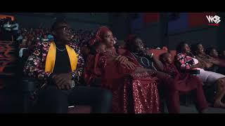 diamond Platinumz - Alivyo Wasili kwenye uzinduzi wa Shortfilm ya Auntyezekiel (mlimani city)