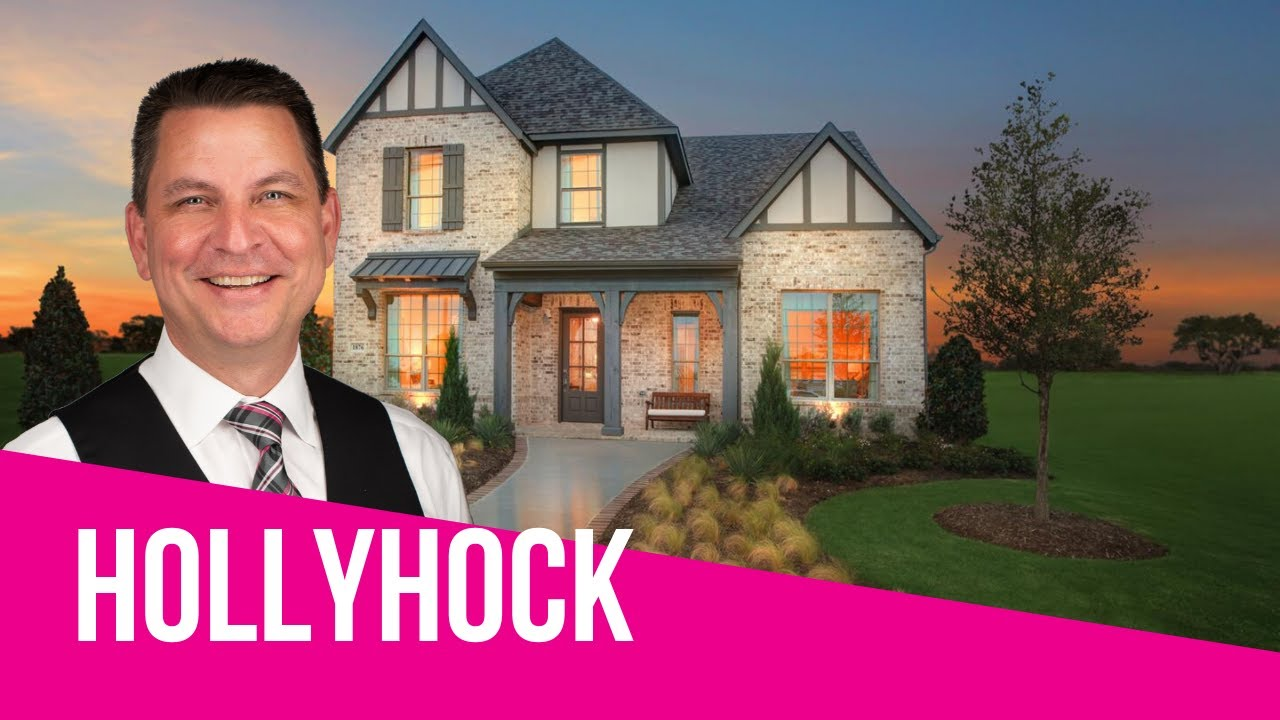 drees homes in hollyhock frisco tx