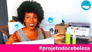 Blog Luany Cristina - Apresenta Doce Beleza Cosméticos