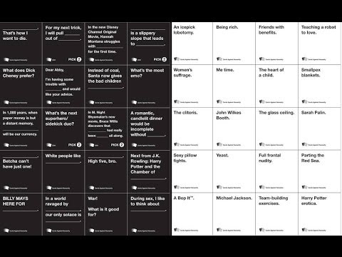 Cards Against Humanity Online Deutsch