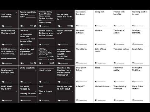 Cards Against Humanity German Dungeon Porn Club Terriblepain