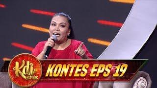 Terbaik Master Bertha Ajarkan Tata Cara Bernyanyi Melayu  - Kontes KDI Eps 19 (30/8)