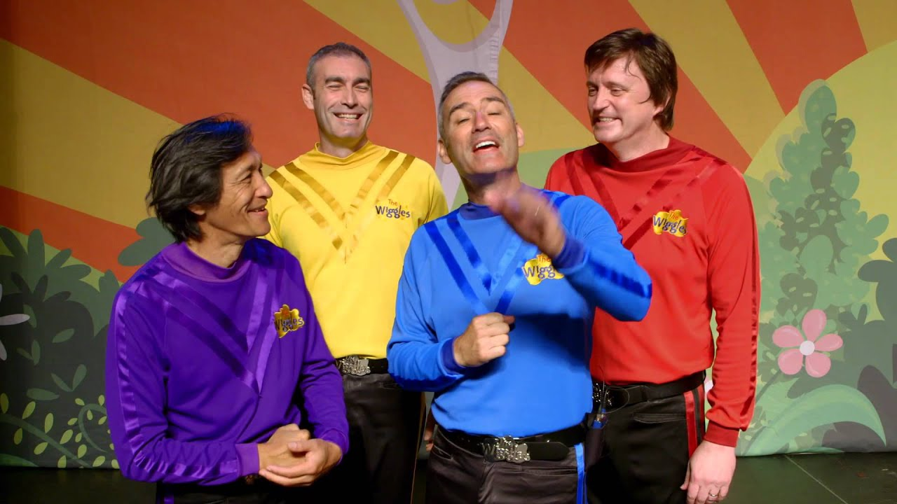 The Wiggles On Tour