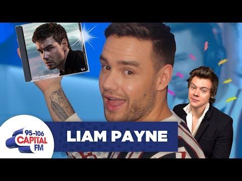 Liam Payne Talks 'LP1', Harry Styles' 'Adore You' & #CapitalJBB  | FULL INTERVIEW | Capital