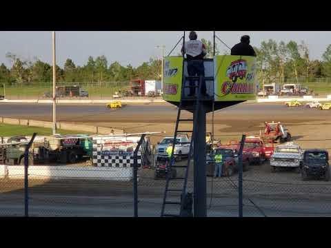 Jamestown Speedway part 1 6/29/19