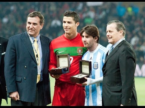 Top 10 Amazing Records Of Cristiano Ronaldo