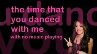 Miley Cyrus - Goodbye + lyrics + download link