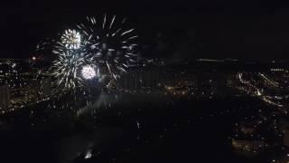 Салют день города Москва 2016 Южное Бутово