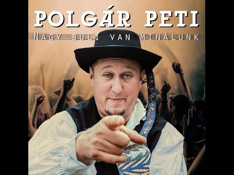 Polgár Peti Bikiniki (Official audio)