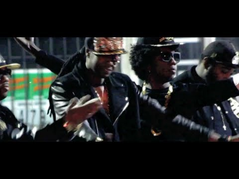 Trinidad James ft. 2 Chainz, TI, Young Jeezy - All Gold Everything Remix (OFFICIAL MUSIC VIDEO)