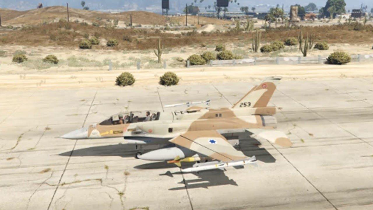 "А.Векслер: Тайна ""сбитого"" F-16"