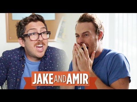 Jake and Amir: Copier