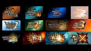 モンスターハンターシリーズ全12作のOPを同時再生してみた thumbnail