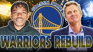 REBUILDING THE GOLDEN STATE WARRIORS IN NBA 2K20