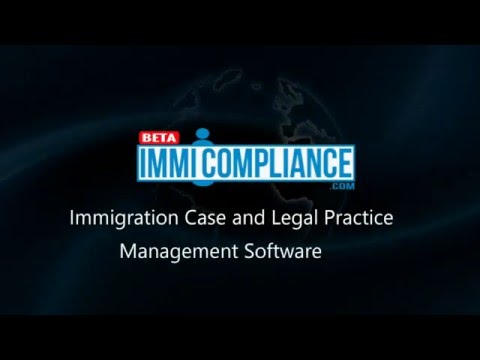 ImmiCompliance.com - Product Features - Immigration Law Practice