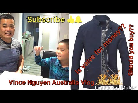 Review Aliexpress Jacket Purchases