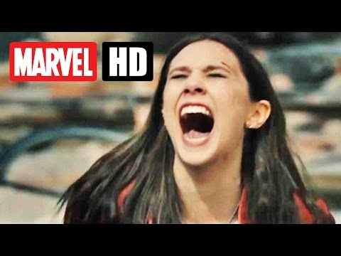 AVENGERS: AGE OF ULTRON - Black Widow / Scarlet Witch - Marvel HD