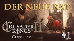 Release-Special - Alles zu Crusader Kings 2: Conclave - Teil 1: Der neue Rat (Infovideo / Deutsch)