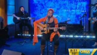 A Beautiful Day, India Arie on GMA