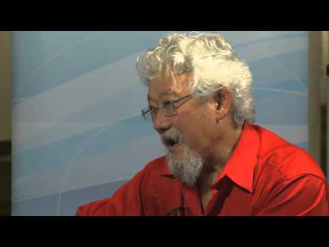 Dr. David Suzuki Interview