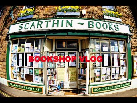 Scarthin Books - Bookshop Vlog