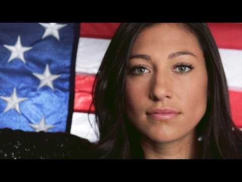 """Christen Press' Story - """"One Nation. One Team. 23 Stories."""""""