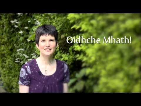Gaelic for Outlanders: Greetings (Lesson 9)