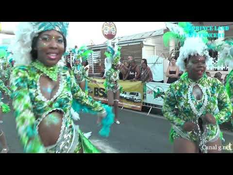 Canal g net PRESENTE le Gozieval 2019 vidéo produite par Romy MIREFLEUR 05