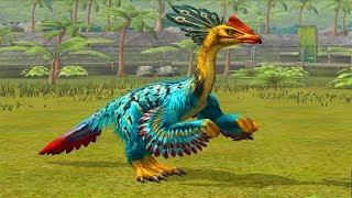Jurassic World Game Mobile #40: Công tiền sử siêu đẹp Segnosaurus