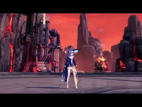 【Blade&Soul】 Ao's Tests and Thoughts on the Limitless Soul Badge (BD)