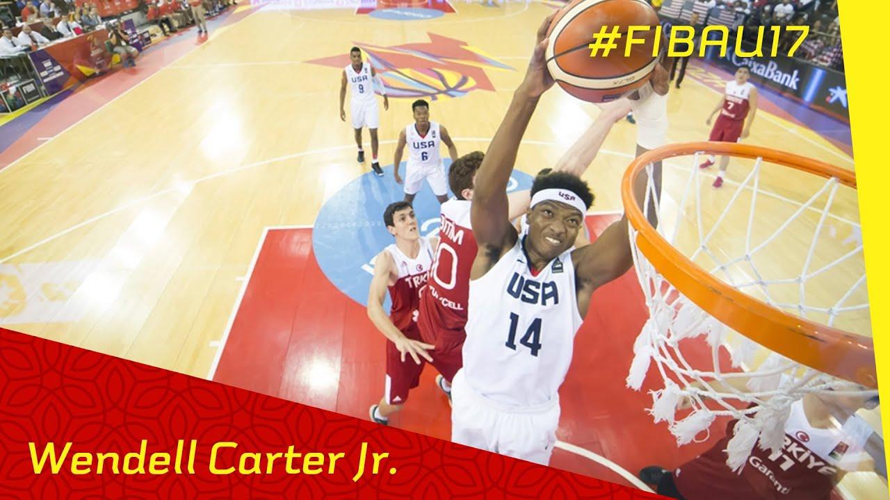 Wendell Carter Jr. - All-Star Five