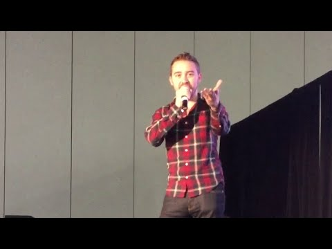 Gravity Falls - Alex Hirsch at Amazing Houston Comic Con