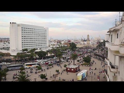 Marruecos, un puente económico en África - target