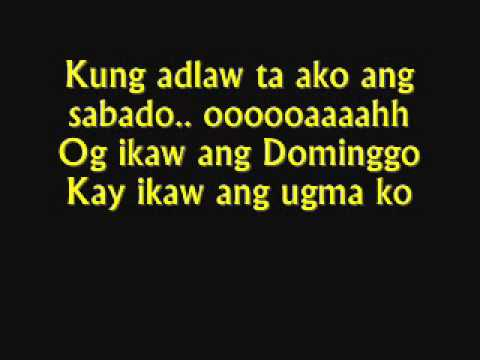 Sa Akong Heart - Von Saw (LYRICS)
