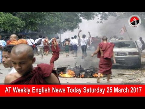 Rohingya Weekly English News Today Saturday 25 March 2017