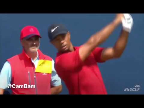 Tiger Woods Full Final Round The Open 2018