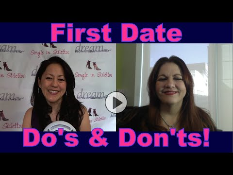First date tips online dating
