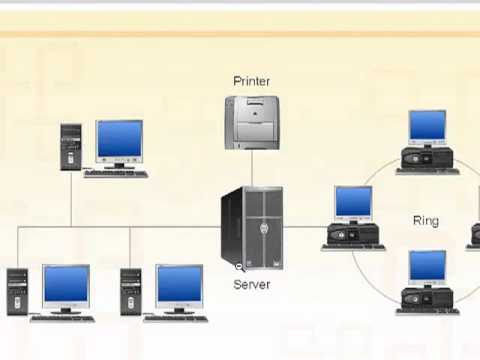 What is a LAN (Local Area Network) - YouTube