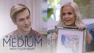 Terra Joles Aunt Sends a Sign Through Tyler Henry  Hollywood Medium with Tyler Henry  E