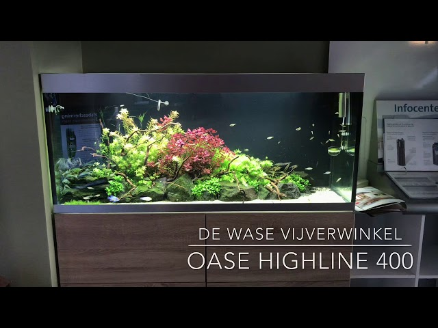 Oase Highline 400 bij De Wase Vijverwinkel