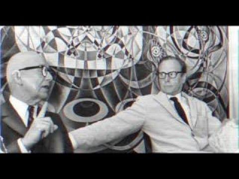 Marshall McLuhan 1971 - Full debate with W.H. Auden and Buckminster Fuller