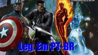 Marvel Ultimate Alliance (PC) Legendado em PT-BR